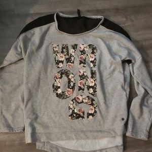 Adidas × Selena Gomez sweater